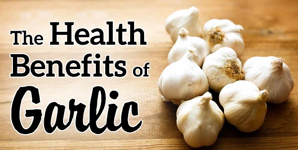Top 10 Health Benefits of Garlic