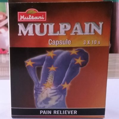 Multani Mulpain Capsules