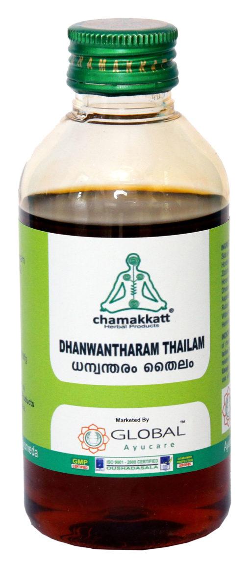 Dhanwantharam Thailam