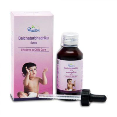 Dhootapapeshwar Balchaturbhadrika Syrup