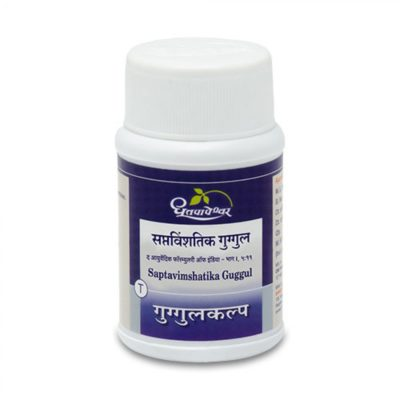Dhootapapeshwar Saptavimshatika Guggul
